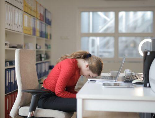 Stresul muncii de acasa